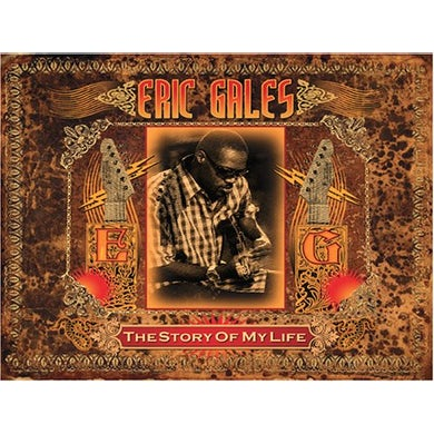 Eric Gales STORY OF MY LIFE CD