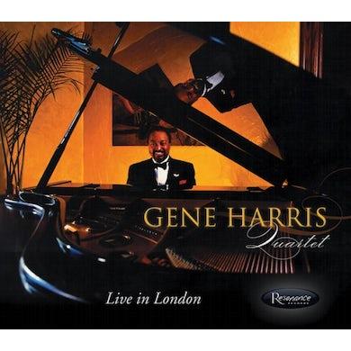 Gene Harris LIVE IN LONDON CD
