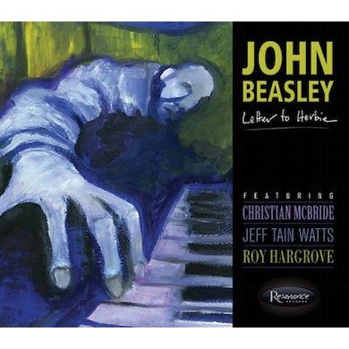 John Beasley LETTER TO HERBIE CD