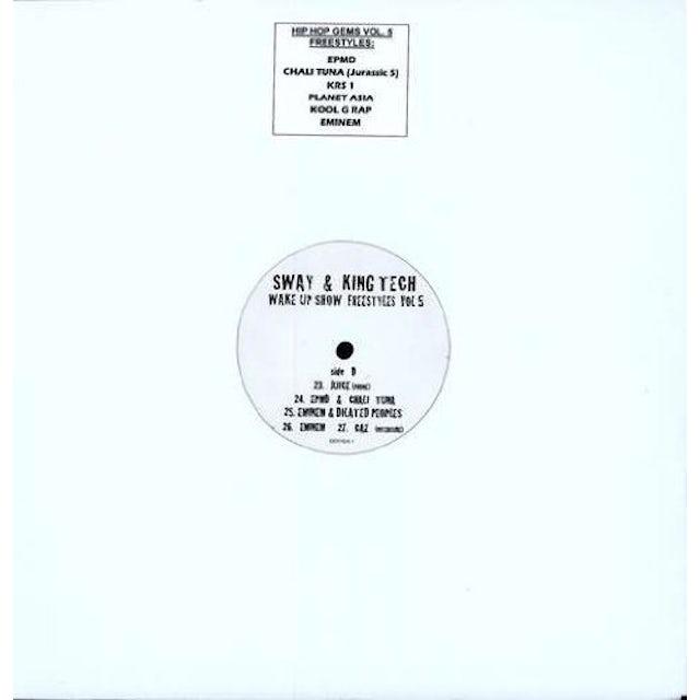 Hip Hop Gems 5 / Various Vinyl Record