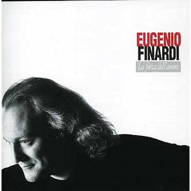 Eugenio Finardi LA FORZA DELL'AMORE CD