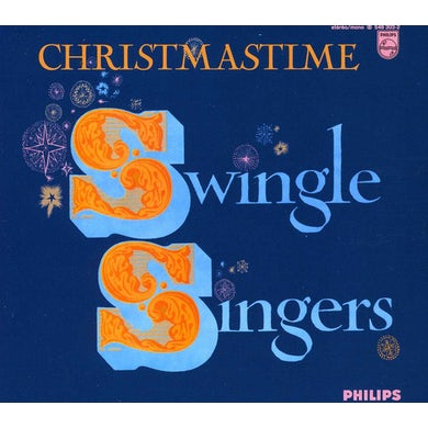 Swingle Singers NOELS SANS PASSEPORT CD