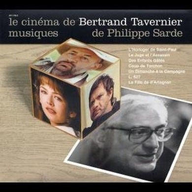 Philippe Sarde CINEMA DE BERTRAND TAVERNIER CD