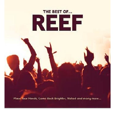 BEST OF REEF CD