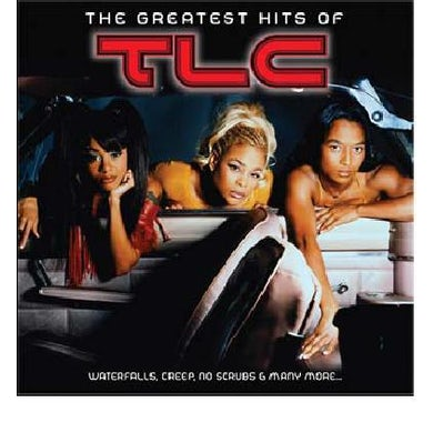 TLC GREATEST HITS CD