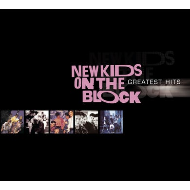 New Kids On The Block GREATEST HITS CD