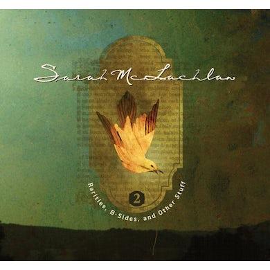 Sarah Mclachlan RARITIES B-SIDES & OTHER STUFF 2 CD
