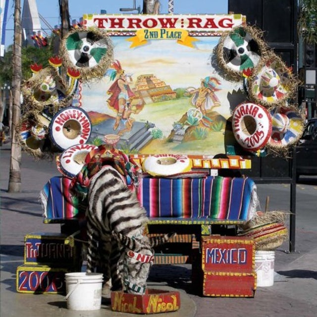 Throw Rag 2ND PLACE CD