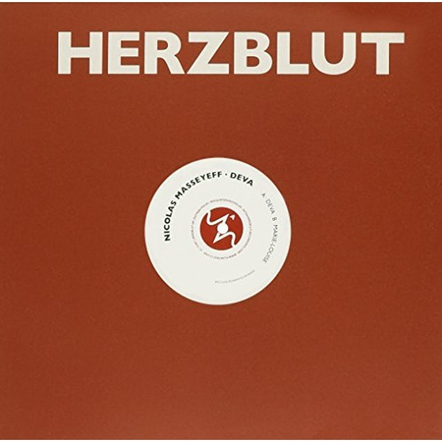 Nicolas Masseyeff DEVA Vinyl Record