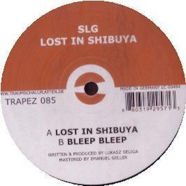 Slg LOST IN SHIBUYA Vinyl Record