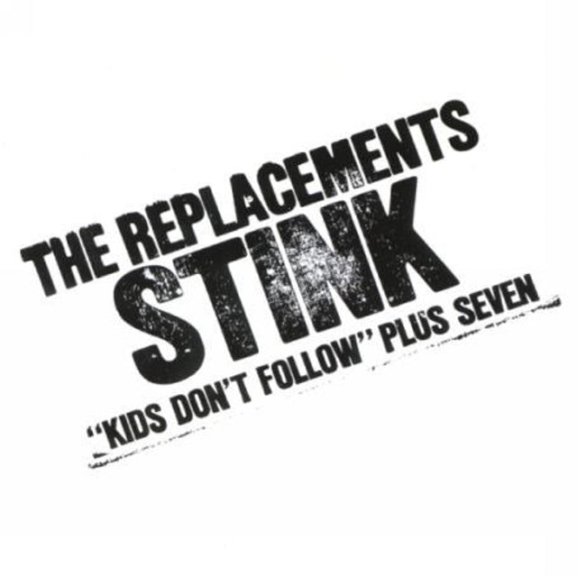 The Replacements STINK CD