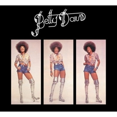 BETTY DAVIS Vinyl Record