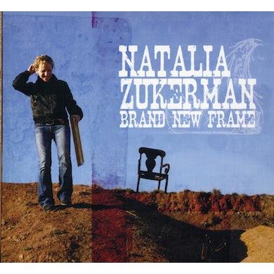 Natalia Zukerman BRAND NEW FRAME CD