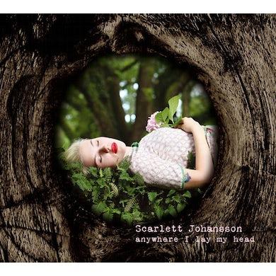 Scarlett Johansson ANYWHERE I LAY MY HEAD CD