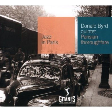 Donald Byrd PARISIAN THOROUGHFARE CD