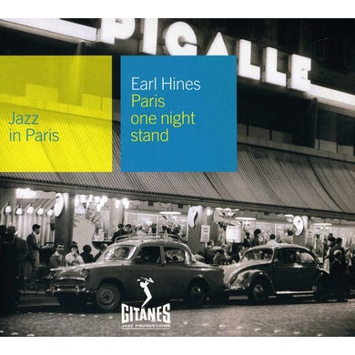 Earl Hines PARIS ONE NIGHT STAND CD
