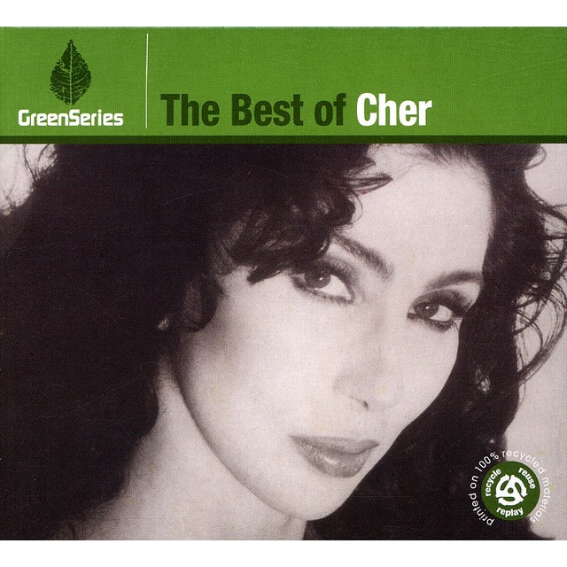 Cher BEST OF: GREEN SERIES CD