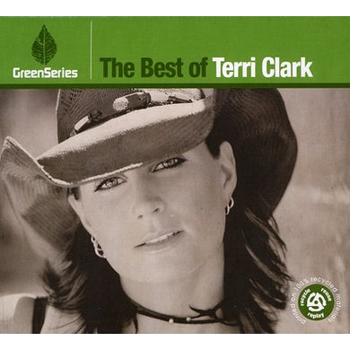 Terri Clark BEST OF: GREEN SERIES CD