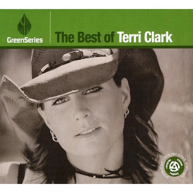 Terri Clark BEST OF: GREEN SERIES CD