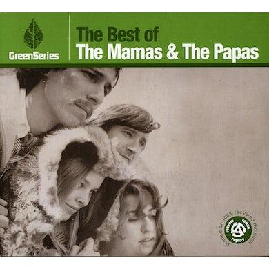 Mamas & Papas BEST OF: GREEN SERIES CD
