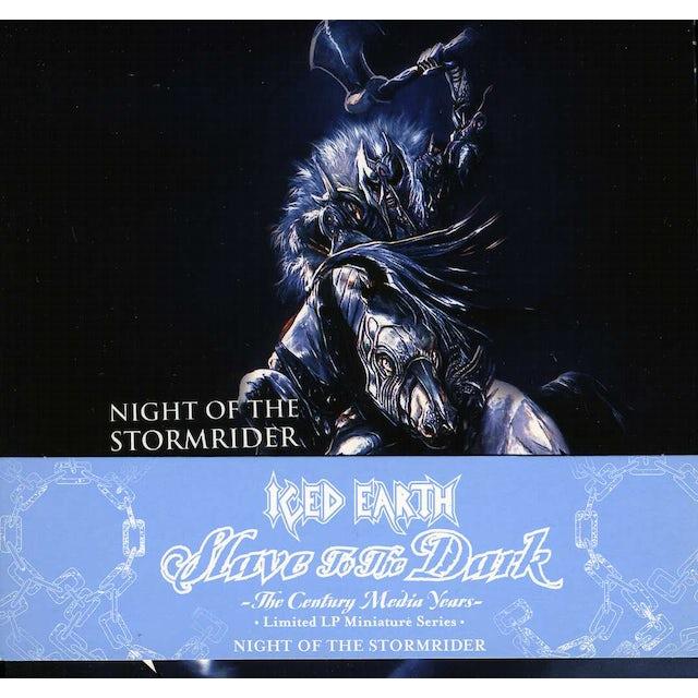 Iced Earth NIGHT OF THE STORMRIDER CD
