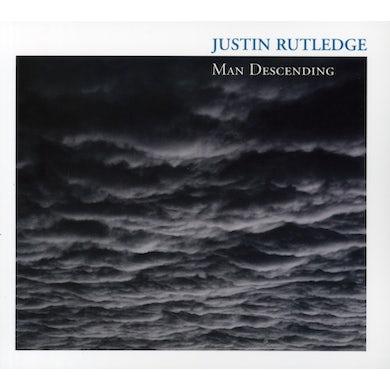 Justin Rutledge MAN DESCENDING CD