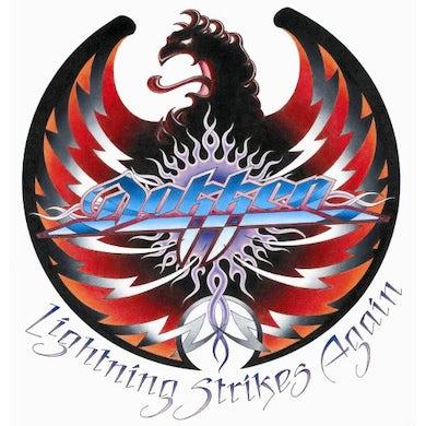 Dokken LIGHTNING STRIKES AGAIN CD