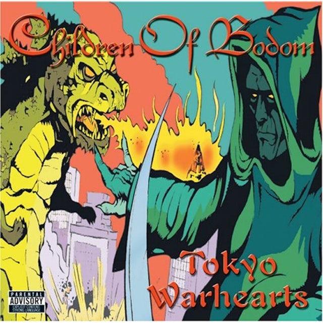 Children Of Bodom TOKYO WARHEARTS LIVE CD
