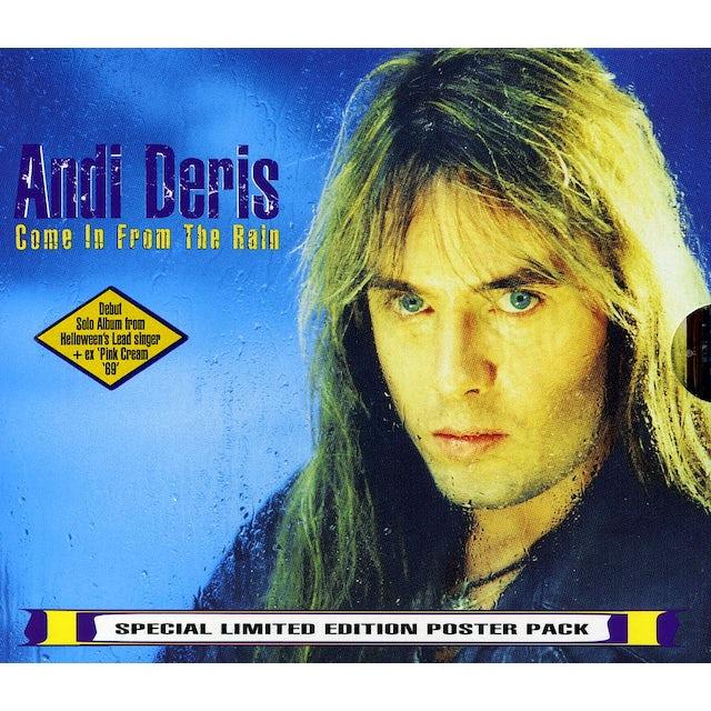 Andi Deris COME IN FROM THE RAIN CD