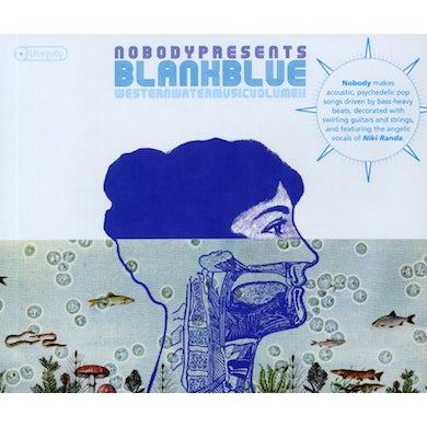 Nobody BLANK BLUE: WESTERN MUSIC 2 CD