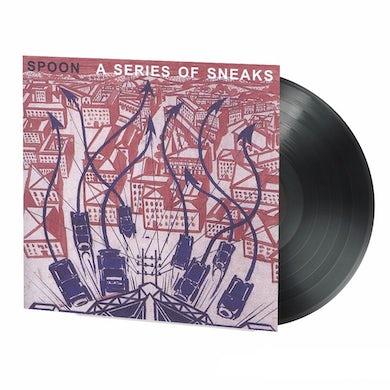 Spoon A SERIES OF SNEAKS Vinyl Record