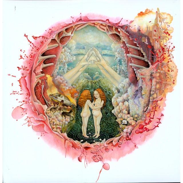 Islands ARM'S WAY Vinyl Record