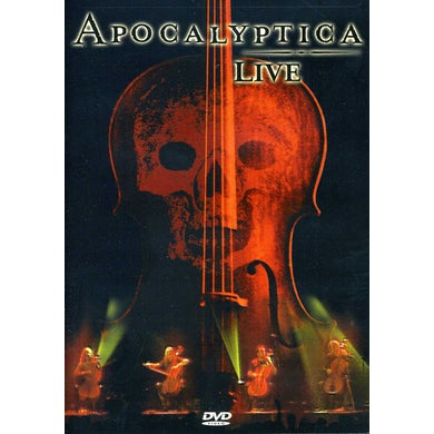 Apocalyptica LIVE DVD