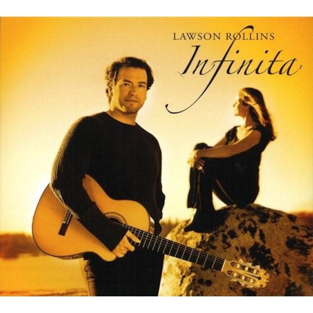 Lawson Rollins INFINITA CD