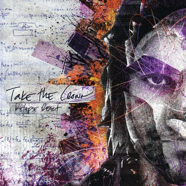 Take The Crown RELAPSE REACT CD