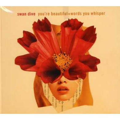 Swan Dive YOU'RE BEAUTIFUL / WORDS CD