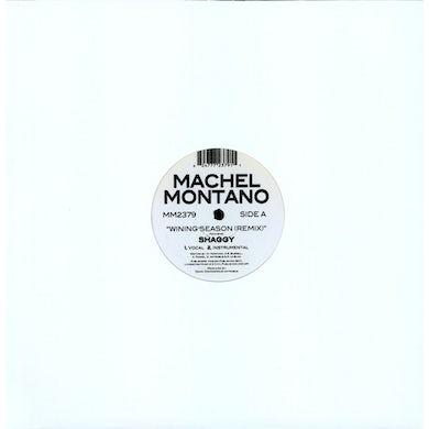 Machel Montano WINING SEASON Vinyl Record