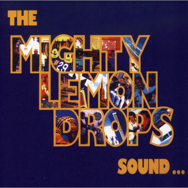 Mighty Lemon Drops SOUND CD