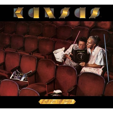 Kansas TWO FOR THE SHOW: 30TH ANNIVERSARY EDITION CD