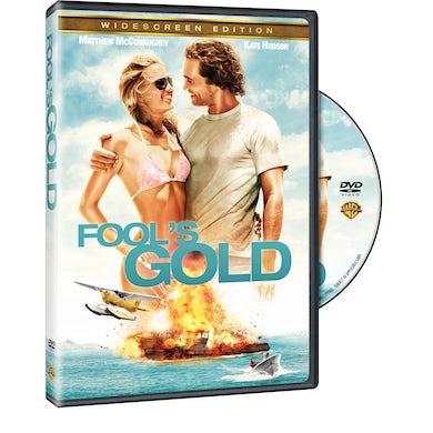 Fools Gold (2008) DVD