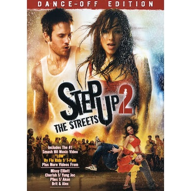 STEP UP 2: THE STREETS DVD