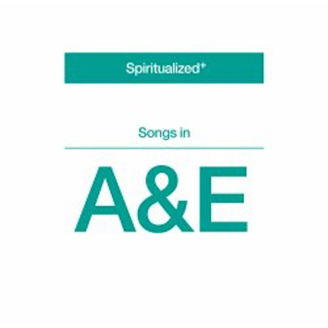 Spiritualized SONGS IN A&E CD