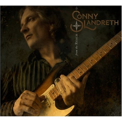 Sonny Landreth FROM THE REACH CD