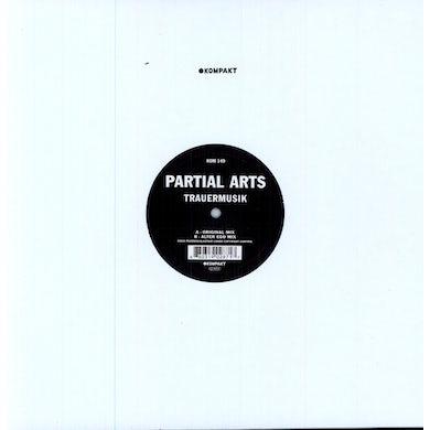 Partial Arts TRAUERMUSIK Vinyl Record