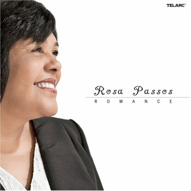 Rosa Passos BRAZILIAN LOVE SONGS CD