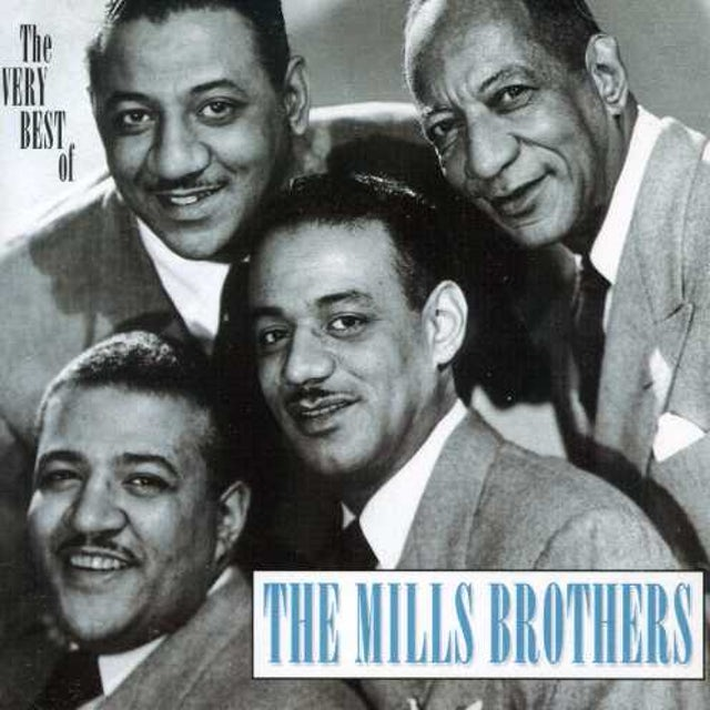 Mills Brothers VERY BEST OF CD