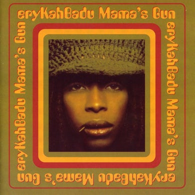 Erykah Badu MAMA'S GUN (+BONUS TRACK) CD