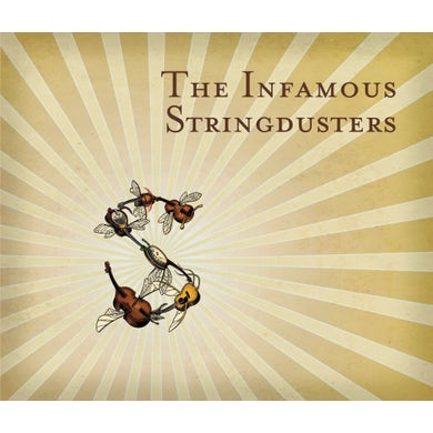 The Infamous Stringdusters CD