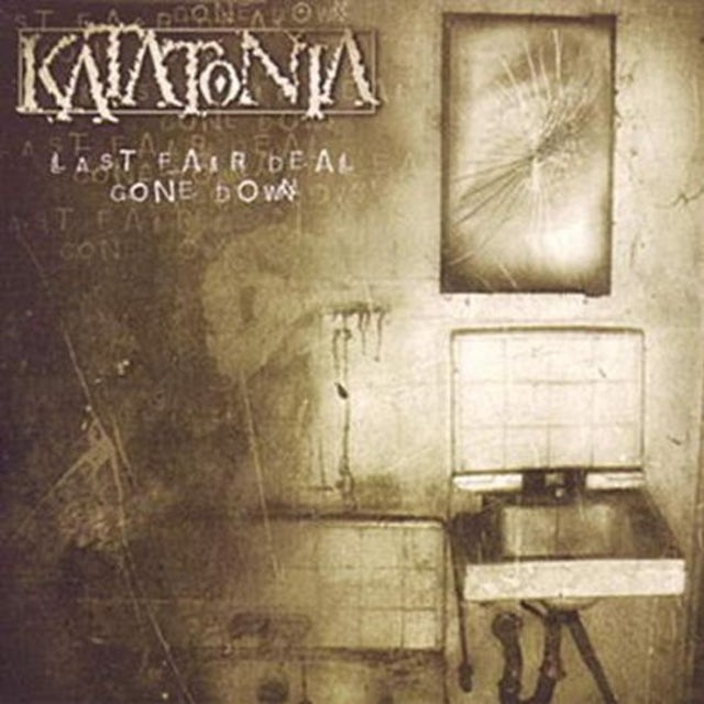 Katatonia LAST FAIR DEAL GONE DOWN Vinyl Record