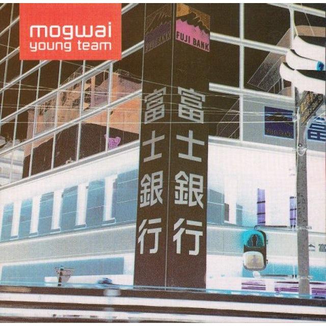 Mogwai YOUNG TEAM CD